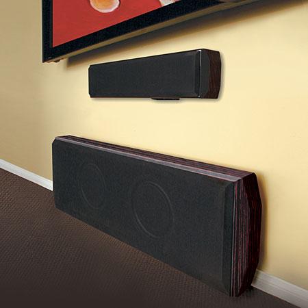 Sunfire Subrosa Flat Panel Subwoofer Sound Vision