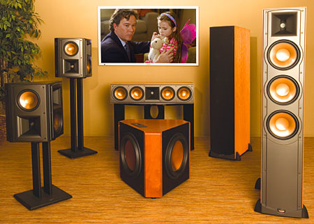 Klipsch Reference RF-83 Speaker System | Sound & Vision