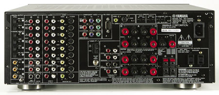 yamaha rx v2400 a v receiver sound vision rh soundandvision com Yamaha Receivers Yamaha Receivers