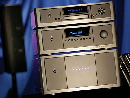NAD Masters Series M15 THX Ultra2 AV Surround Sound