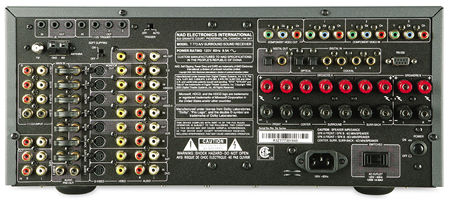 nad t 773 av receiver sound vision rh soundandvision com nad t763 review nad t763 specs