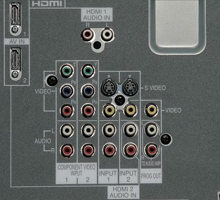 Panasonic Th 42px60u Plasma Hdtv Sa Xr57 A V Receiver