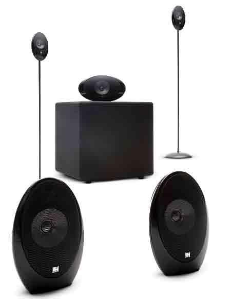 KEF KHT1005 2 Speaker System | Sound & Vision