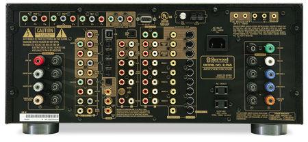 Sherwood Newcastle R 965 Av Receiver Page 2 Sound Amp Vision
