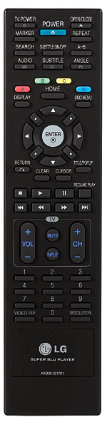 LG BD300 Network Blu-ray Player User Interface | Sound & Vision