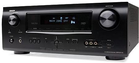 Denon AVR-2311CI A/V Receiver Page 3 | Sound & Vision