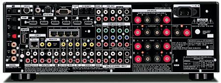 Sony STR-DA4600ES A/V Receiver | Sound & Vision