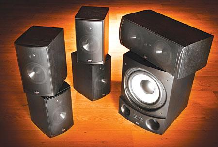 PSB Alpha B1 Speaker System