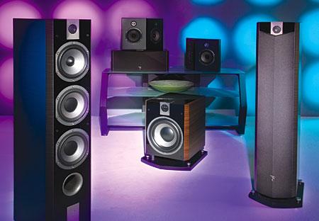 Focal Chorus 800 V Speaker System | Sound & Vision