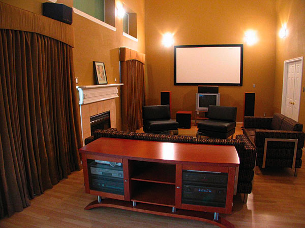 Diy Home Theater Design