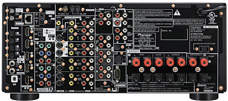 How do i hook up my pioneer surround sound