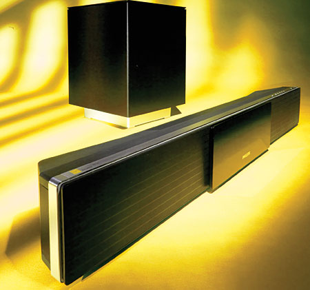 The Power Of One Five Soundbar Speaker Systems Philips
