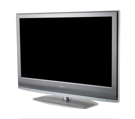 Sony BRAVIA KDL-46S2000 Flat Panel: First Look   Sound ...