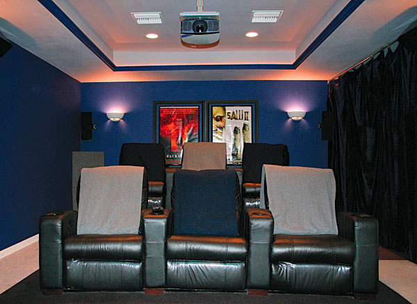 cheap garage bar ideas - DIY Reader Home Theater DIY Made Easy