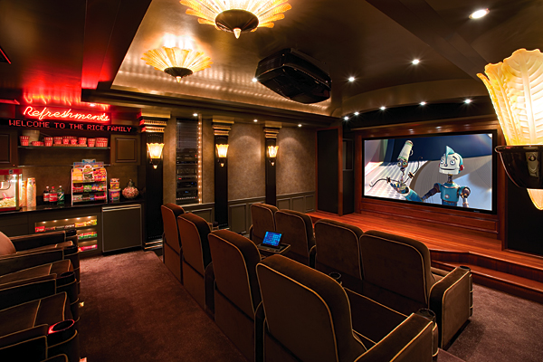 Home Theater Lighting Fixtures