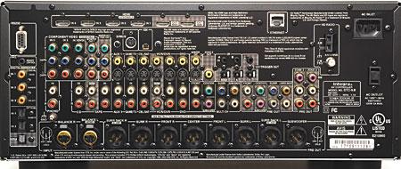 Integra DTC-9 8 A/V Processor   Sound & Vision