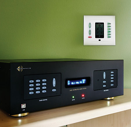 Sonance Dab1 Distributed Audio System Sound Amp Vision