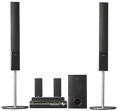 Sony Dav Hdx500 Bravia Theater System Sound Amp Vision