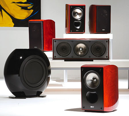kef xq. one reason why i like reviewing loudspeakers is that no will ever design a downloadable one. speakers are still physical objects with the power to kef xq