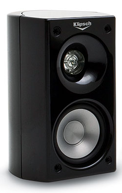 klipsch hd theater 500 speaker system page 2 sound vision. Black Bedroom Furniture Sets. Home Design Ideas