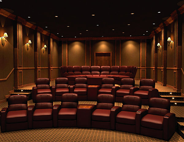Media Rooms making media rooms work | sound & vision