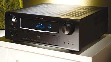 Denon AVR-3808CI A/V Receiver | Sound & Vision