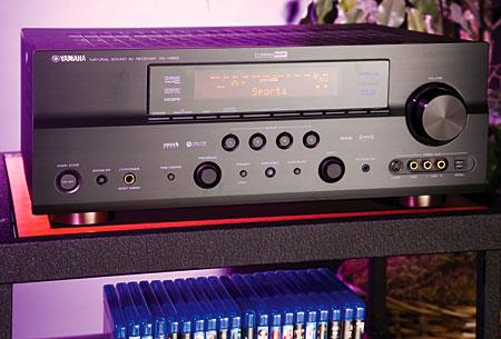 Yamaha RX-V863 A/V Receiver | Sound & Vision on