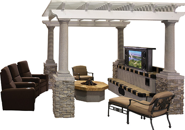 tv lift cabinet source the really great outdoors part 3