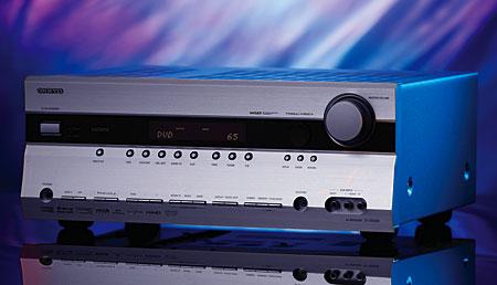 Onkyo TX-SR606 A/V Receiver | Sound & Vision