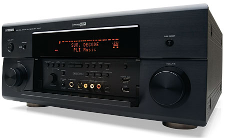 Yamaha RX-Z7 A/V Receiver Page 2 | Sound & Vision