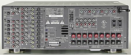 denon avr 2803 a v receiver and dvd 2900 universal disc player rh soundandvision com Denon AVR 2500 Denon AVR 2803 Problems