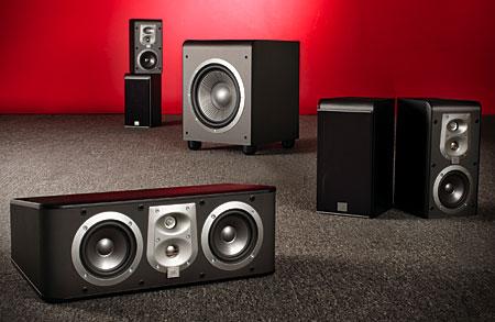 JBL ES20 Speaker System