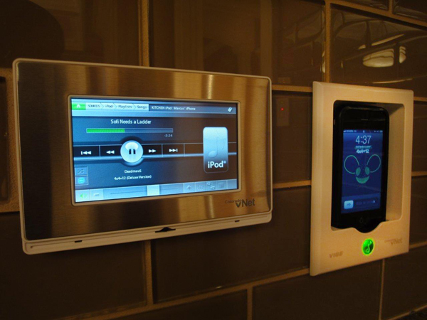 Original Maestrokitchen Sound 100 System By Harman Kardon. Automating A New  Home Automating A New Home Sound Vision