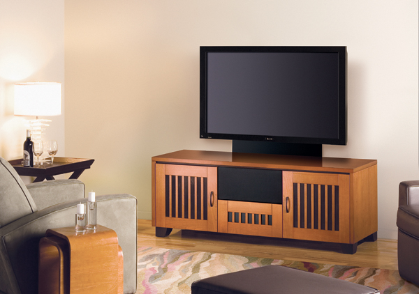 Six Versatile Entertainment Centers Sound Vision