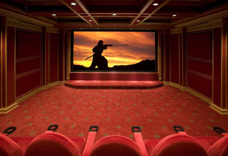Room Cost That Depends On Several Factors But It S Certainly In The Million Dollar Neighborhood Of Course You Could Set Up A Kick Home Theater