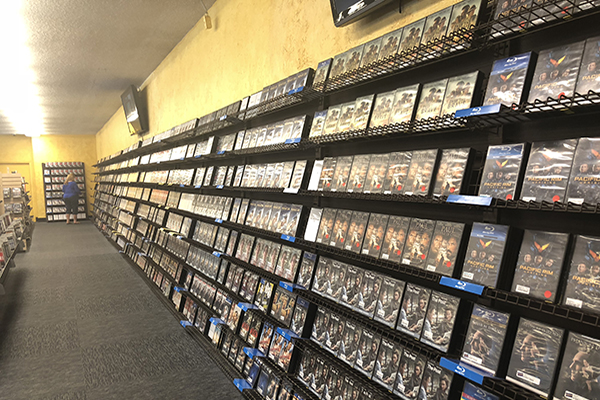 Why People Still Rent DVDs