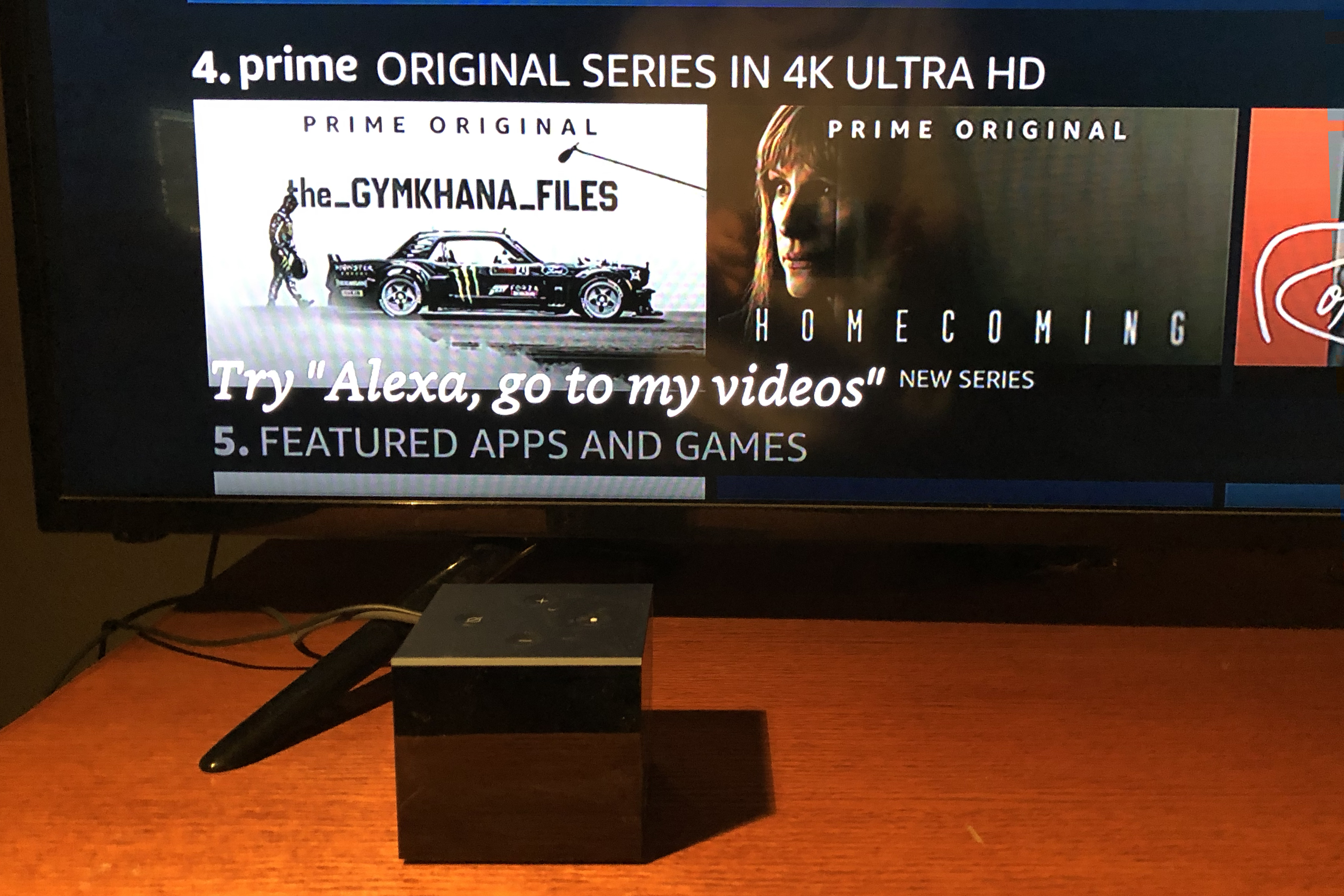 Hands On: Fire TV Cube - If Amazon Echo and Fire TV Had an Offspring