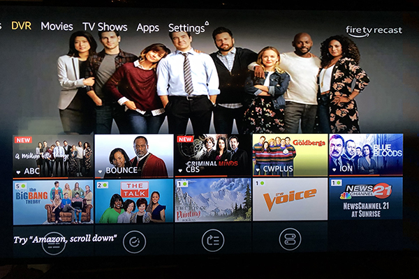 Hands On: Fire TV Recast DVR Brings Live TV and Recording to Amazon's Ecosystem