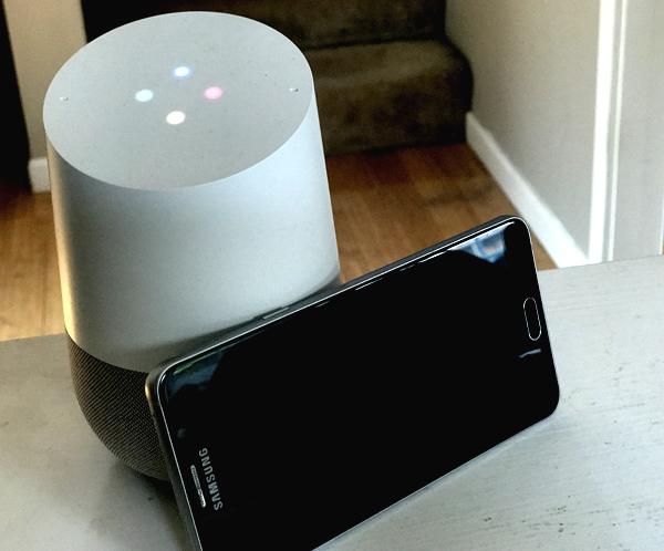 Google Home Gets Bluetooth, Phone Calling