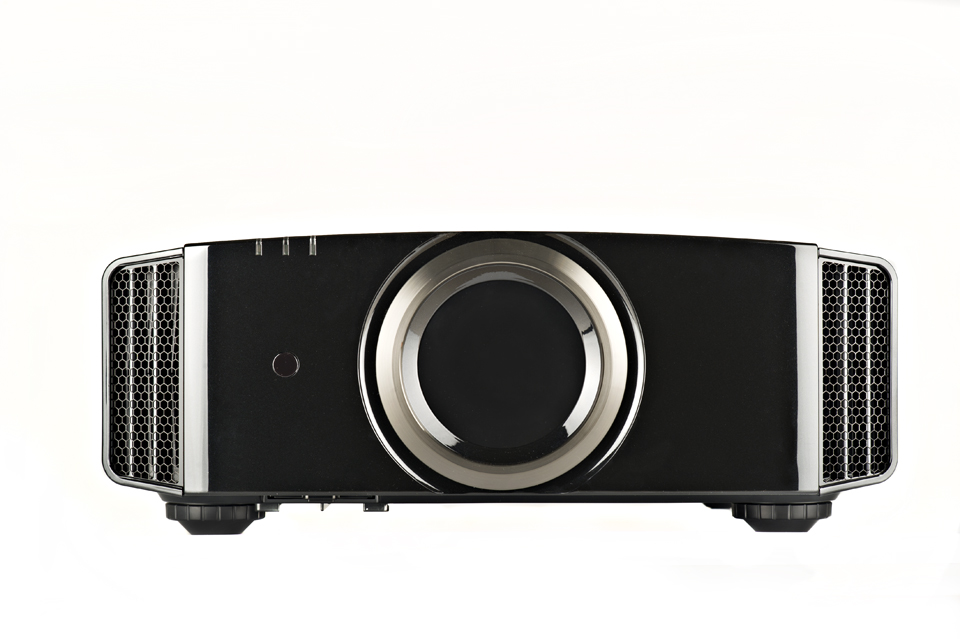 Review jvc dla x90r 3d hd projector sound vision for Hd projector reviews