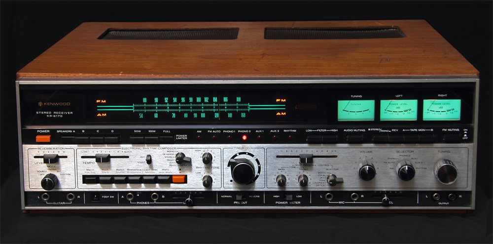 Five Vintage Amps and Preamps to Add to Your eBay Watch List