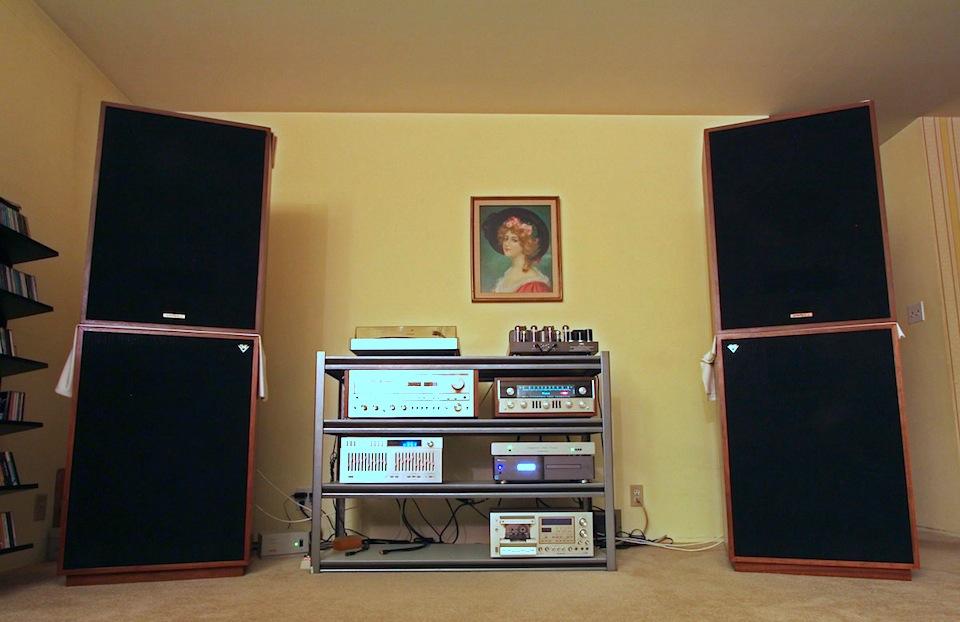 Reel Audio The Klipsch Tapes On Cd Sound Amp Vision