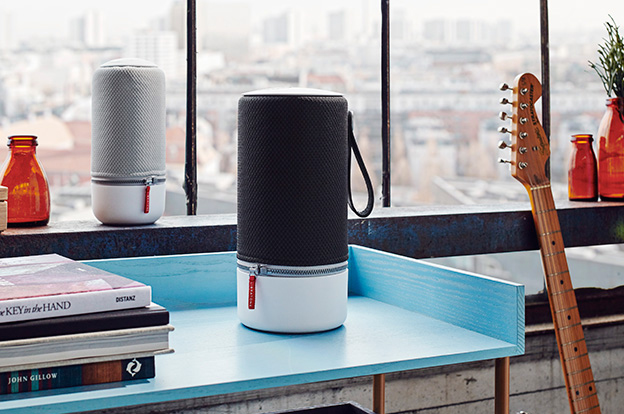 libratone zipp zipp mini portable wi fi speakers sound. Black Bedroom Furniture Sets. Home Design Ideas