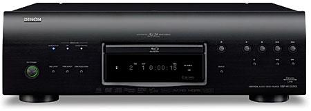 denon dbp 4010udci blu ray player sound vision. Black Bedroom Furniture Sets. Home Design Ideas