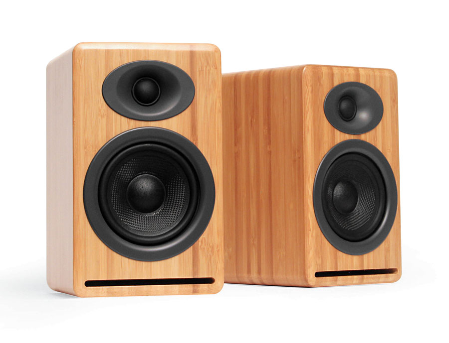 Audioengine Is The Darling Of Desktop Audio Set Producing Mostly Small Affordable Powered Speakers That Tend To Be Used On Desks And Credenzas
