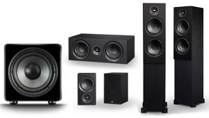 KEF R5 Surround Speaker System Review | Sound & Vision