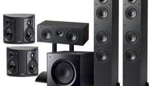 KEF R5 Surround Speaker System Review | Sound & Vision
