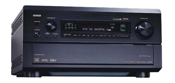 The World's First 7.1-Channel A/V Receiver Revisited