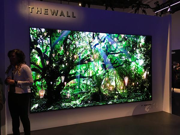 Samsung Launches 146-in LED, 85-in 8K LCD TVs | Sound & Vision