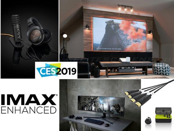 Ces 2019 Preview Pioneer Fibbr Elite Screens More Sound Vision
